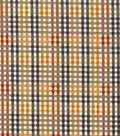 Harvest Cotton Fabric 43\u0022-Harvest Plaid Checkers