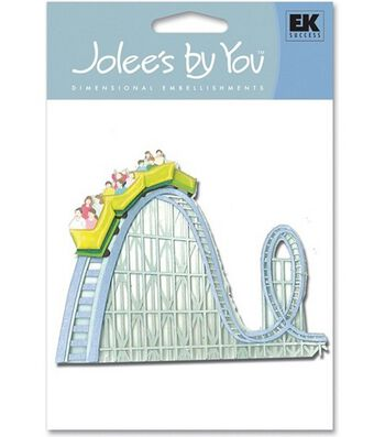 Jolee's By You-Roller Coaster