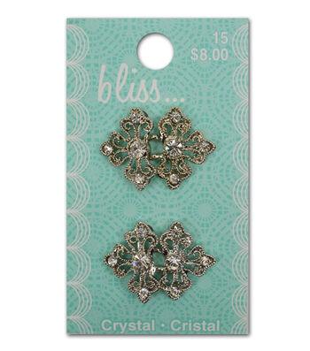 Bliss Crystal Mini Buckle