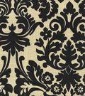 Home Decor 8\u0022x8\u0022 Fabric Swatch-Harmonics Onyx