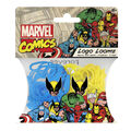 Forever Collectibles Logo Loomz Marvel Comics™ Wolverine