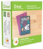 Cricut Card Cartridge-Simple Everyday Cards, , hi-res