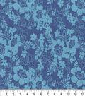 Keepsake Calico™ Cotton Fabric 44\u0027\u0027-Capri Maryjane