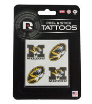 University of Missouri Peel & Stick Tattoos, , hi-res