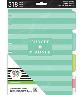 Create 365 The Happy Planner™ Budget Edition Expansion Pack
