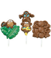 Wilton® Lollipop Mold-Monkey, , hi-res