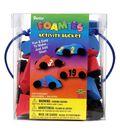 Darice Foamies Activity Bucket-Cars