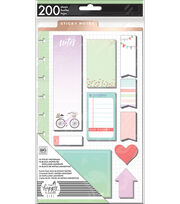 The Happy Planner Girl™ Daydreamer Collection Sticky Notes, , hi-res