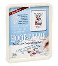 Easy Street Square Hoop Frame Cream 8\u0022x10\u0022