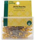 Dritz Fine Sharp Pin 1-3/4\u0022-250/pkg