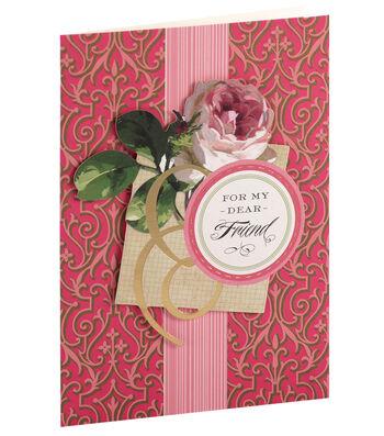 Anna Griffin Card Kit Birthday For My Friend Garden
