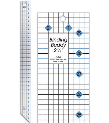 June Tailor Binding Buddy Ruler