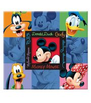 "Disney® Mickey 12""x12"" Embossed Postbound Album, , hi-res"