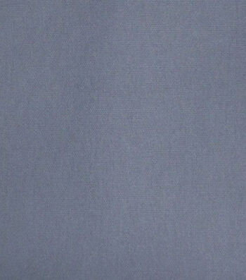"Home Essentials Solid Fabric 45""-Dark Grey"