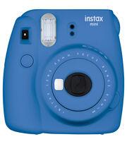 Fujifilm Instax Mini 8 Instant Camera, Blue, , hi-res