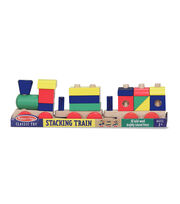 Melissa&Doug Stacking Train, , hi-res