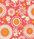 Home Decor Print Fabric- Waverly - Gemma Sorbet