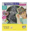 Creativity For Kids Fedorable Fashion Kit