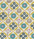 Keepsake Calico™ Cotton Fabric-Spring Meadow Grid