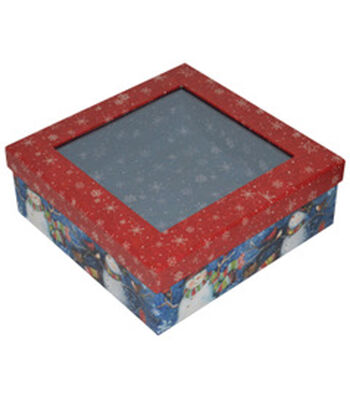 Maker's Holiday Small Window Box-Friendship Glows