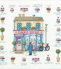 Cake Shop Counted Cross Stitch Kit-12\u0022X12\u0022 14 Count