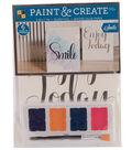 DCWV Paint & Create Cards & envelopes: Smile