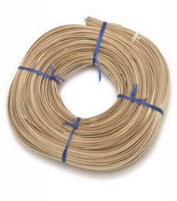 """Flat Oval Reed 1/4"""" 1 Pound Coil Approx 275'"""