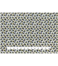 Vintage Cotton Fabric 43\u0022-Mini Tossed Floral Blue