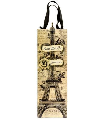 Jolee's Boutique Parisian Eiffel Tower Wine Bag