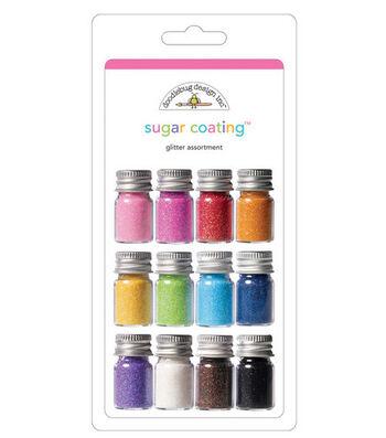 Metallic Sugar Coating Glitter Assortment-