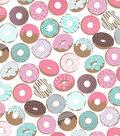 Snuggle Flannel Fabric 42\u0022-Icing & Sprinkles