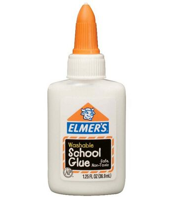 Elmer's Washable School Glue-1.25oz