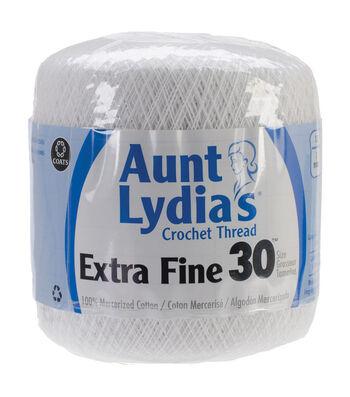 Aunt Lydia's Extra Fine Crochet Threads