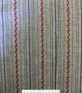 Speciality Cotton Facquard Fabric 54\u0022-Floral