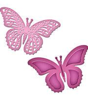 Spellbinders Shapeabilities Flutters Die D-Lites, , hi-res