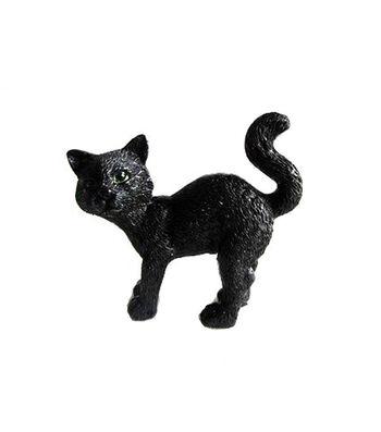 Maker's Halloween Littles Cat-Black