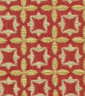 Waverly Upholstery Fabric 55\u0022-Stardust/Fiesta