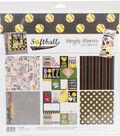 Simple Stories Simple Sets Collection Kit 12\u0022X12\u0022-Softball