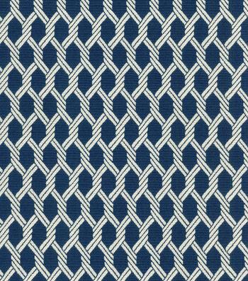 "Upholstery Fabric 54""-Drury Lane Marine"