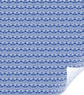 Cricut® Patterned Iron On Sampler-Filigree Blue