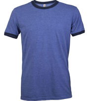 Gildan Adult Ringer Tee-Small, , hi-res