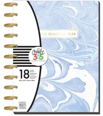 Create 365 Big Planner-Modern Marble