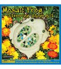 Midwest Products Mosaic Frog Stepping Stone Kit
