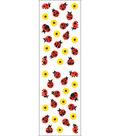 Mrs. Grossman\u0027s Stickers-Ladybugs & Flowers