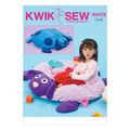 Kwik Sew Lamb & Dog Ball Pit-K4078