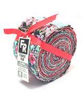 Jelly Roll Cotton Fabric 20 Strips 2.5\u0027\u0027-Vintage Floral