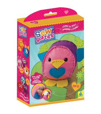 Orb Factory Sew Softies Bird Kit