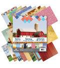 Paper House Farm Double-Sided Paper Pad 12\u0022x12\u0022