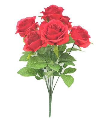Fresh Picked Spring Rose Bush-Red