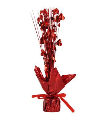 Valentine's Day Tabletop Tinsel Decor